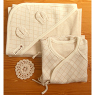 Newborn Set ( Check ) - Set of 2