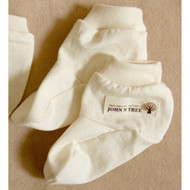 Baby Bootie ( Cream Beige Basic)
