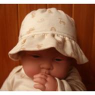Baby Frill Cap (Animal Friends)