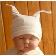 Pierrot Cap  (Jacquard Y Ivory )