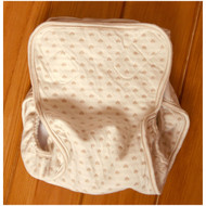 Diaper Cover ( Heart Pattern Jacquard )
