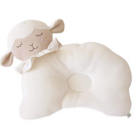 Organic Cotton Baby Protective Pillow - ( Baby Lamb )
