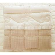 Baby Comforter < Choco Check >