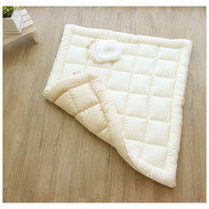 Baby Matress Pad ( Cream Beige )