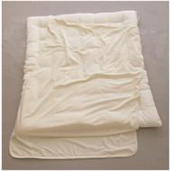 Matress Pad + Blanket  (S-Jacquard Beige )