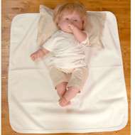 Waterproof Mattress Pad cover ( 27.5 * 27.5  inches )