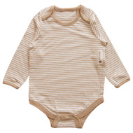 Long sleeve Bodysuit ( Stripe )