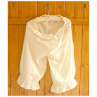 Woven Maternity Pants (Lace)