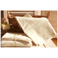 Organic Face Towel ( Natural )
