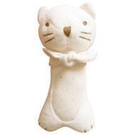 Baby Kitty Handle Rattle