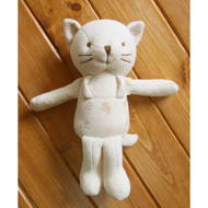 Baby First Doll Lovely Kitty  (Height 11 inches)