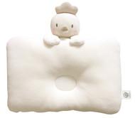 Organic Cotton Baby Protective Pillow - ( Peekaboo Baby Bird  )