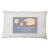 Toddler Pillow (Premium Micro fiber Fabric High Quality Premium Micro fiber Filling (Down Alternative Pillow )