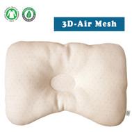 Baby Protective Pillow ✤ (3D Air Mesh) Basic Dot