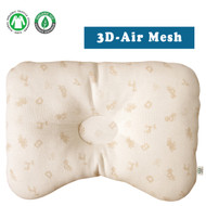 Baby Protective Pillow ✤ (3D Air Mesh) Basic Animal Friends
