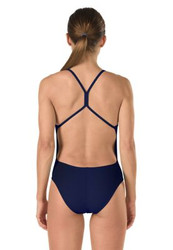 Speedo Femal Open Back Swimsuit - Mature Cut 13 Overs ONLY - SAY