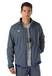 Speedo Men's Tech Warm Up Jacket -GMY