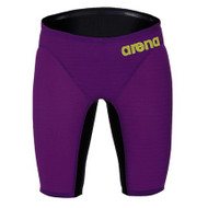 Arena Carbon Air Jammer- Plum and yellow