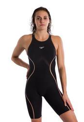 Speedo Pure Intent Open Back Kneeskin