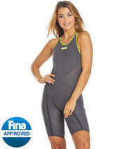 Arena Carbon Ultra  Open Back- Grey