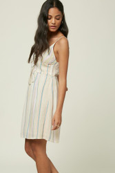 O'Neill Brida Striped Dress
