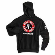Hooded Team Sweatshirt - Madison Mariners