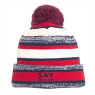 Winter Team Hat- SAY