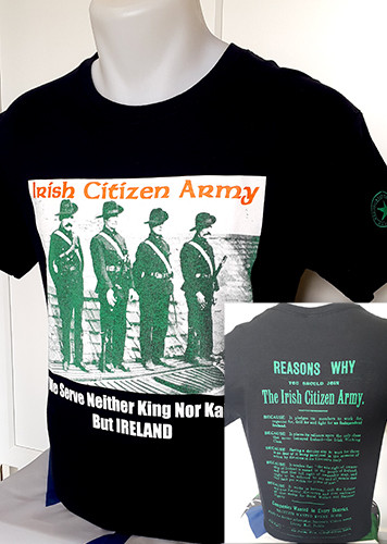 Irish Citizen Army T-Shirt