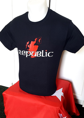 Scottish Republic t-shirt