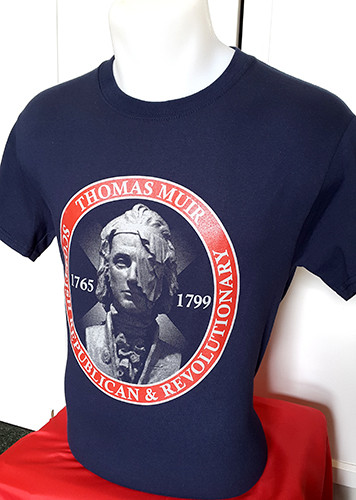 Thomas Muir Scottish Republican t-shirt