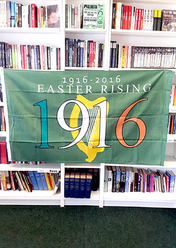 1916 Easter Rising centenary flag