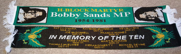 Bobby Sands MP scarf