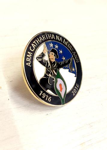 Arm Cathartha na hEireann / Irish Citizen Army Badge