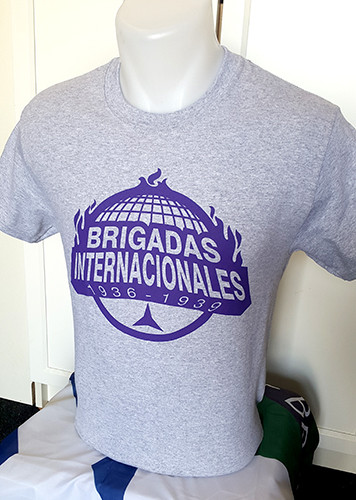 Brigadas Internacionales (International Brigades) - 1936-1939 T-shirt