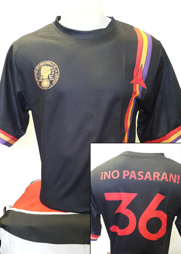 NO PASARAN Football Shirt
