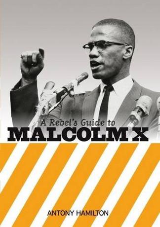 A Rebel's Guide to Malcolm X - Antony Hamilton