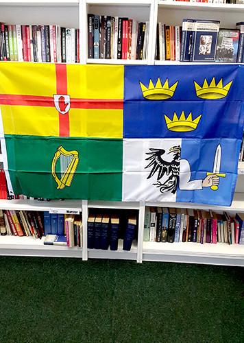 IRISH REPUBLICAN FOUR PROVINCES FLAG