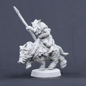 Dwarf Troll Boar 1
