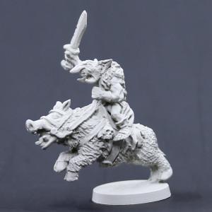 Dwarf Troll Boar 2