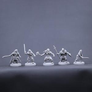 Viking Male Set 2