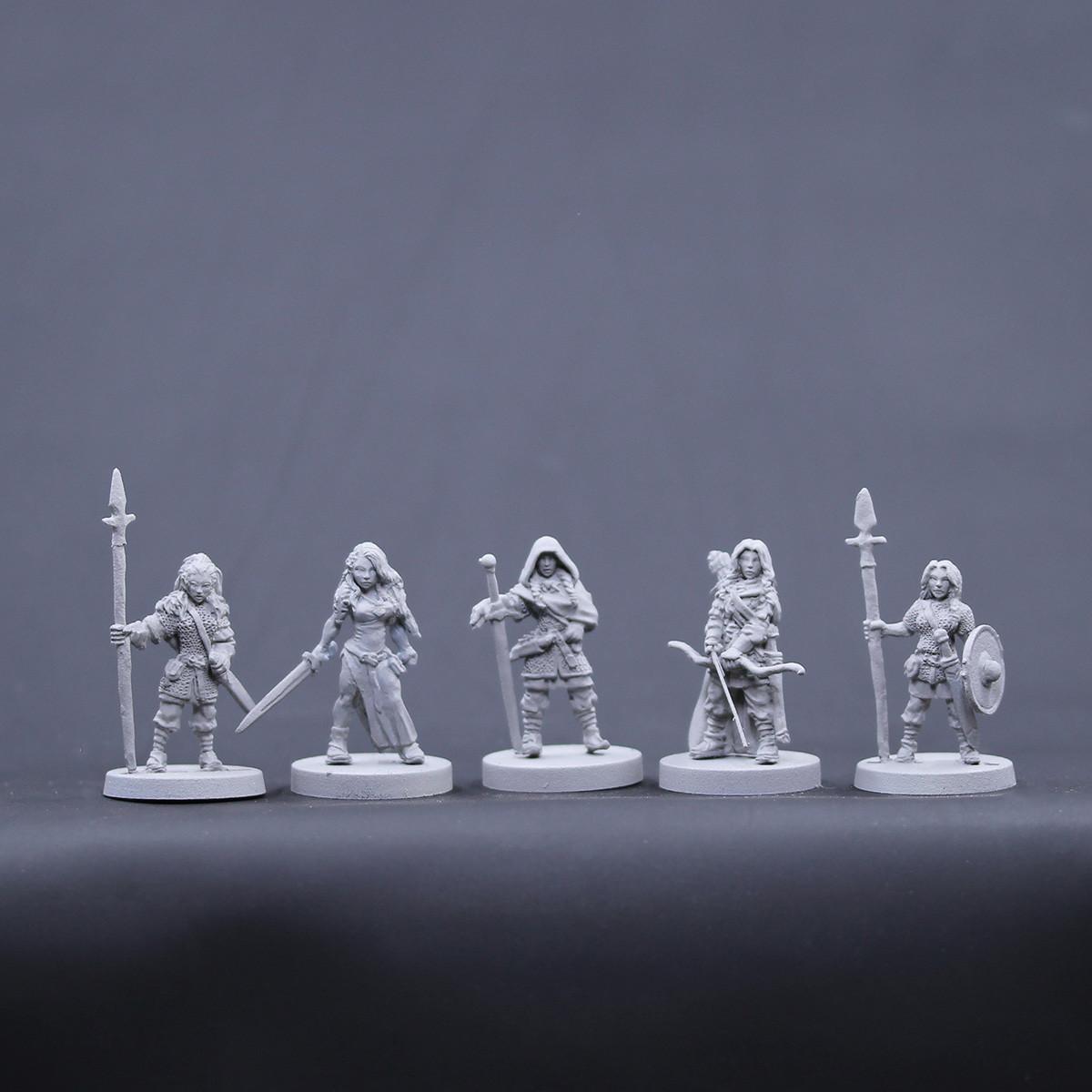 Viking Female Set 3