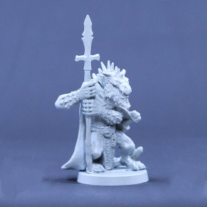 Ormsliki Firar (Dragon Man) 1