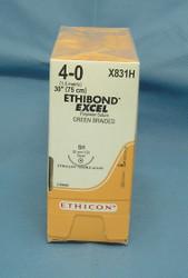 Ethicon X831H Ethibond Excel suture