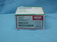 Teleflex Weck 001201 Horizon Ligating Clips, Small-Wide, Titanium, Box