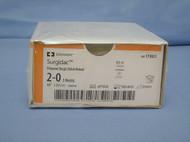 Covidien 173023 Surgidac 2-0 Polyester Single Stitch Reload, ES-9 Taper