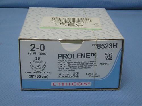Ethicon 8523H Prolene Suture