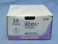 Ethicon J775D Vicryl Suture