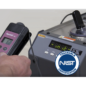 NIST Traceable Calibration