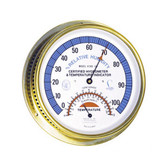 Certified Dial Thermo-Hygrometer