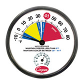 Cooler & Freezer Thermometer